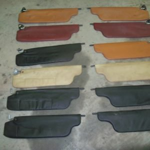 240Z visors in various colors