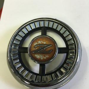280z 2+2 rear quarter vent emblem