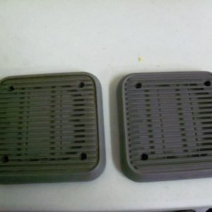 '82-83 speaker covers in grey