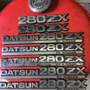 280zx emblems