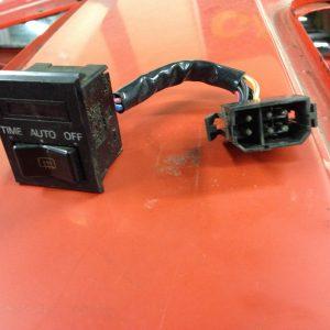 rear defog switch