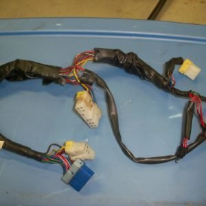 uncut radio subharness