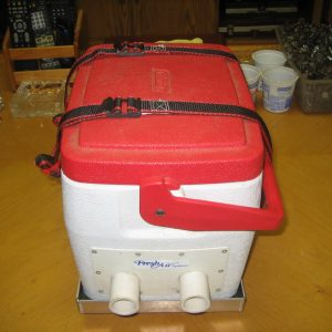 FRESH AIR SYSTEM HELMET COOLER