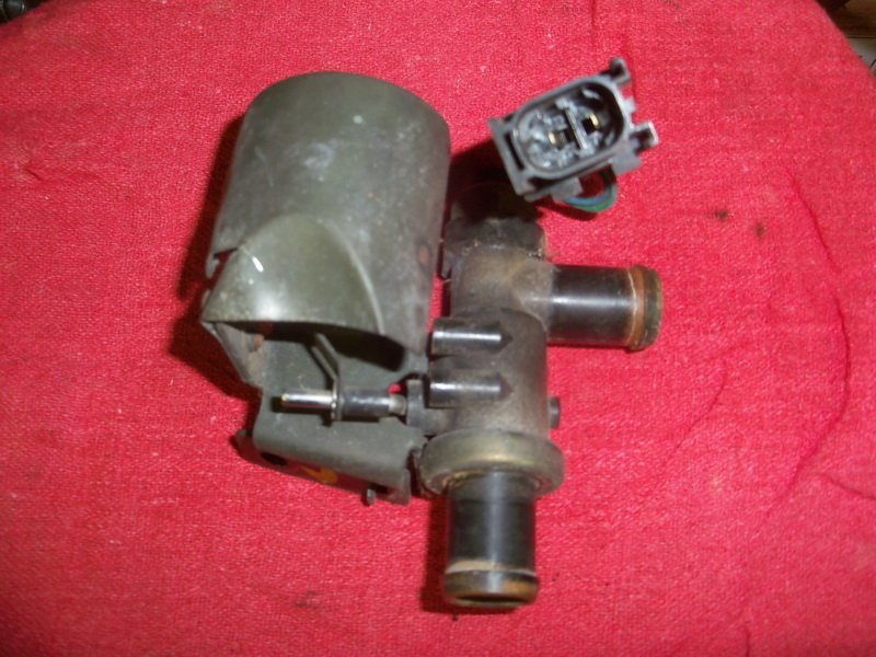 Analog Heater Bypass Control Valve  U00bb Vintage Z Parts