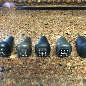 Stock shift knobs