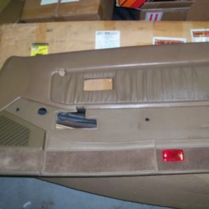 1988 Tan passenger side Door Panel